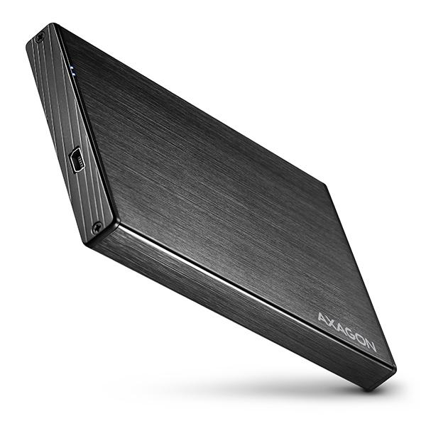 """AXAGON EE25-XA, USB2.0 - SATA, 2.5"""" externý ALINE box"""