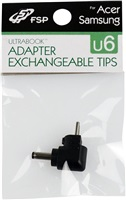 Fortron koncovka pro adaptéry FSP č. U6 (Acer, Samsung)