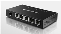UBNT EdgeMAX EdgeRouter X SFP [880MHz dual-core CPU, 256MB RAM, EdgeOS, 5 gigabitových portů s PoE, SFP]