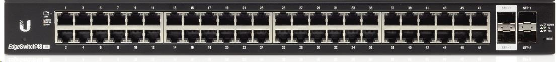 UBNT EdgeSwitch ES-48-Lite [70Gbps, 2xSFP, 2xSFP+, L2/L3]