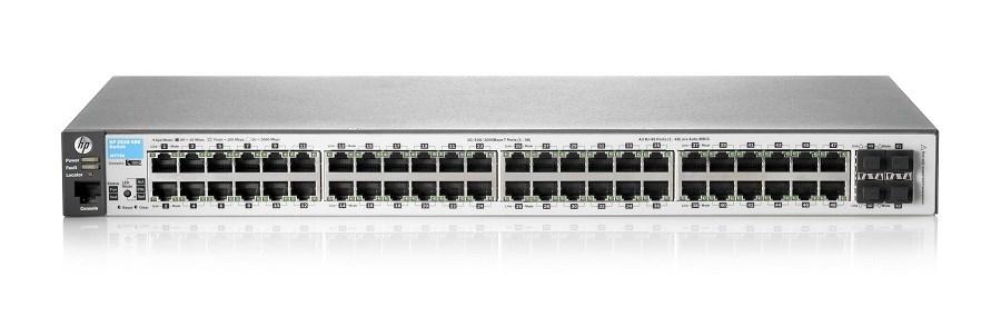 Aruba 2530-48G HP RENEW Switch J9775AR