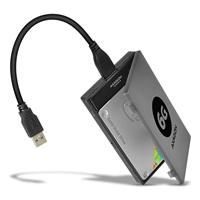 AXAGON ADSA-1S6, USB3.0 - SATA 6G UASP HDD adaptér vr. 2.5
