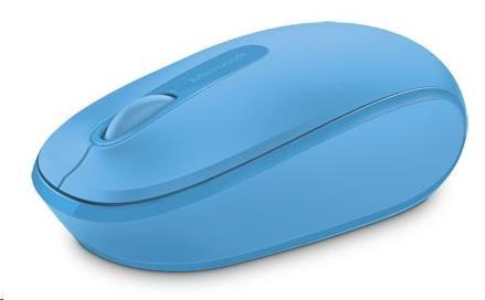 Wireless Mbl Mouse 1850Win7/8 CyanBlue