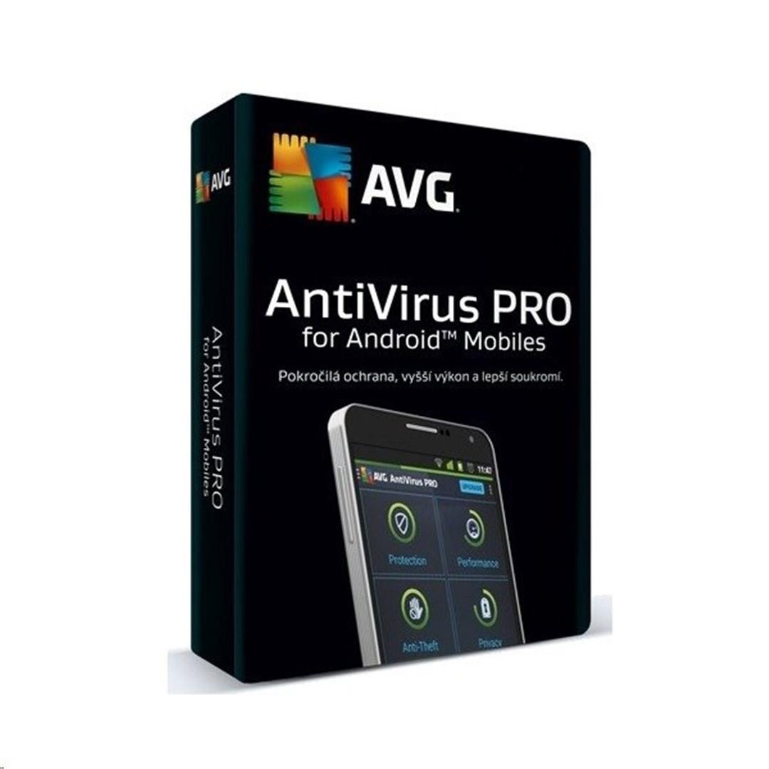 AVG Antivirus pro Android Pro