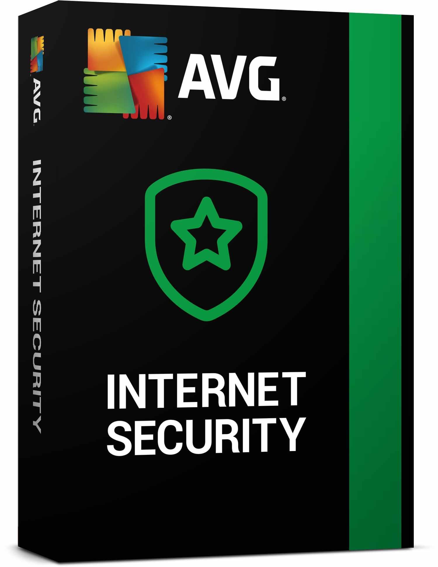 _Nová Licence AVG Internet Security ZAKL. EDICE 2 lic. (12 měs.) SN Email ESD