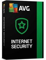 _Nová Licence AVG Internet Security ZAKL. EDICE 3 lic. (24 měs.) SN Email ESD