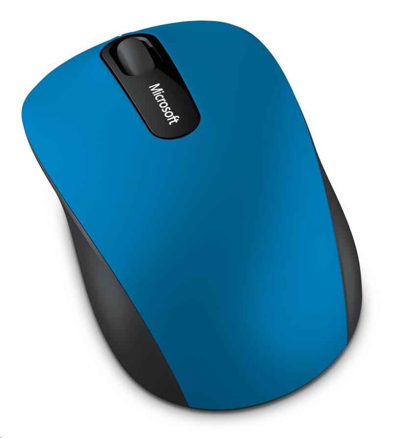 Microsoft myš Wireless Mouse 3600 BLUE