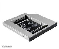 AKASA HDD box N.Stor S12, 2.5
