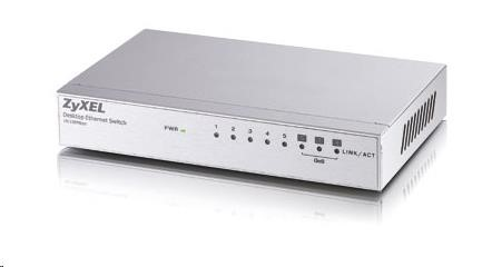 Zyxel ES-108A v3 8-port 10/100 ethernet switch