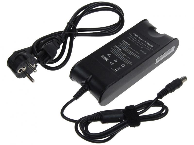 AVACOM nabíjecí adaptér pro notebook Dell 19,5V 3,34A 65W osmiúhelníkový konektor 7,4mm x 5,0mm
