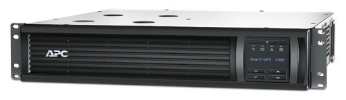 APC Smart-UPS 1500VA LCD RM 2U 230V (1000W) with Network Card (AP9631)