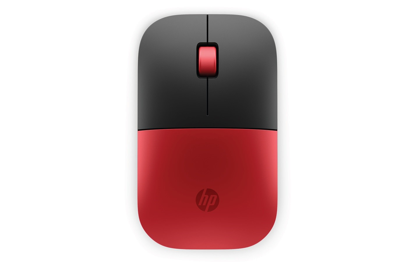 HP Z3700 Wireless Mouse - Cardinal Red - MOUSE