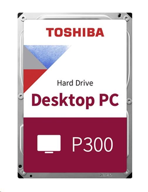 "TOSHIBA HDD P300 1TB, SATA III, 7200 rpm, 64MB cache, 3,5"", BULK"