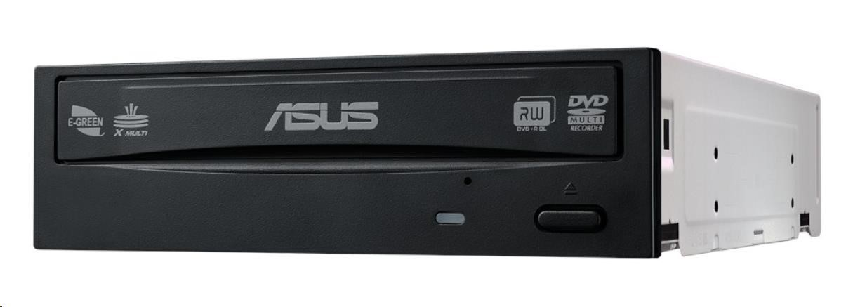 ASUS DVD Writer DRW-24D5MT/BLACK/RETAIL, black, SATA, M-Disc