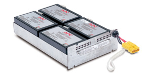 APC Replacement Battery Cartridge #24, SU1400RM2U, SU1400RMI2U, SUA1500RMI2U