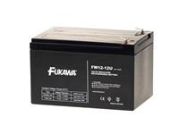 Baterie - FUKAWA FW 12-12 U (12V/12Ah - Faston 250) SLA baterie, životnost 5let