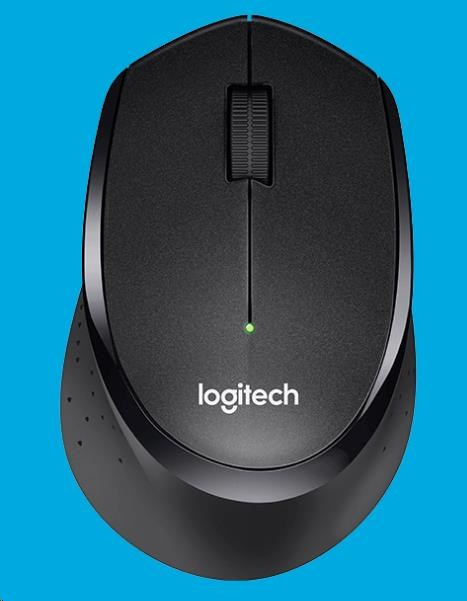 Logitech Wireless Mouse B330, black