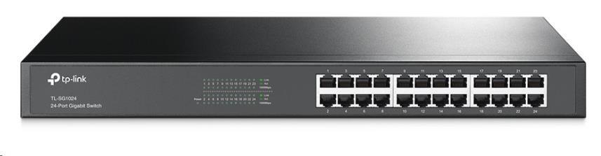 TP-Link TL-SG1024 24x Gigabit Switch, kov