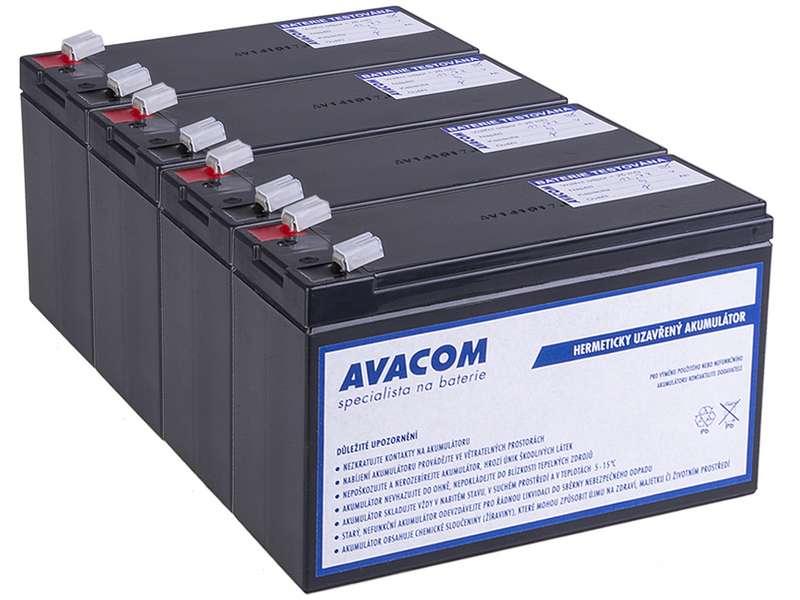 AVACOM bateriový kit pro renovaci RBC133 (4ks baterií)