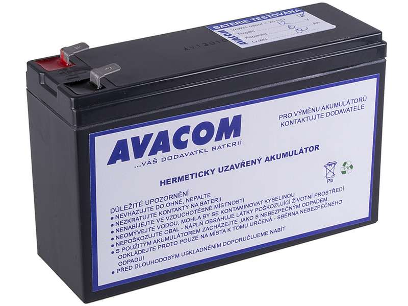 AVACOM náhrada za RBC106 - baterie pro UPS