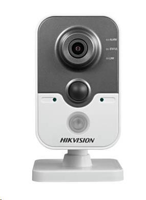 HIKVISION IP kamera 4Mpix, až 20sn/s, obj. 2,8mm (106°),PoE, PIR, IR-Cut, IR,WDR 120dB, dyn.analýzy, Wi-Fi, 3DNR,vnitřní