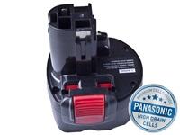 AVACOM baterie pro BOSCH BAT048/BAT100 Ni-MH 9,6V 3000mAh, články PANASONIC