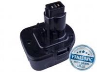AVACOM baterie pro DEWALT DE9072 Ni-MH 12V 3000mAh, články PANASONIC