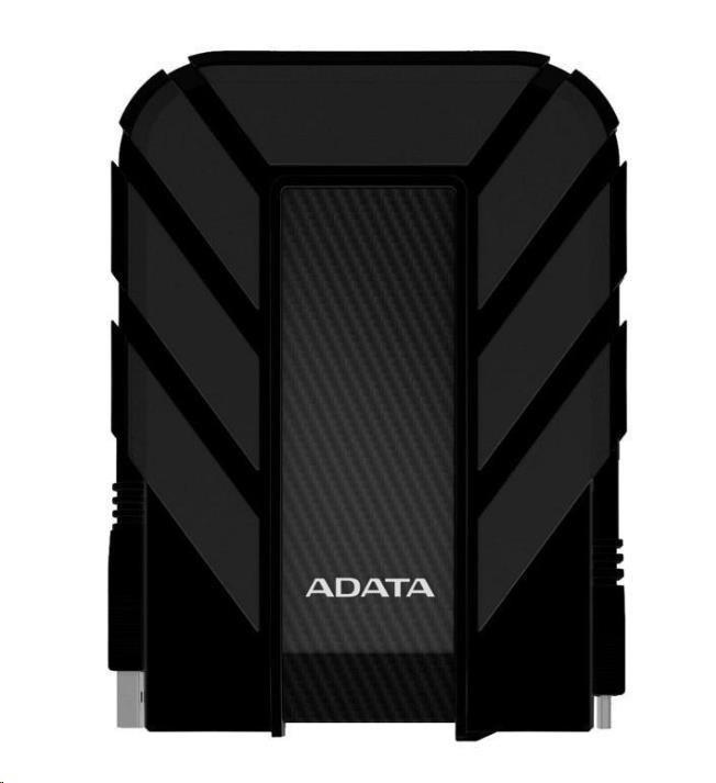 """ADATA Externí HDD 1TB 2,5"""" USB 3.1 HD710 Pro, černá"""