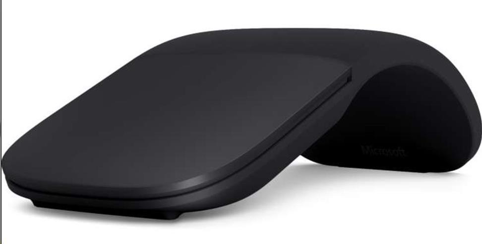 Microsoft Arc Mouse Bluetooth XZ/AR/CS/SK Hdwr Black