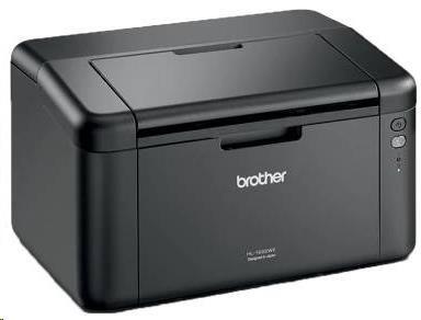 BROTHER tiskárna laserová mono HL-1222WE - A4, 20ppm, 2400x600, 32MB, GDI, USB 2.0, WIFI, 150l, startovací toner 1500str
