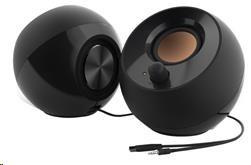Creative repro Pebble - mobilní reproduktor - černý