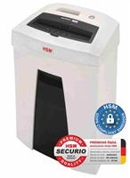 HSM skartovač Securio C16 (řez: Kombinovaný 4x25mm   vstup: 225mm   DIN: P-4 (3)   papír, sponky, plast. karty )