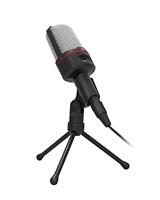 C-TECH stolní mikrofon MIC-02, 3,5