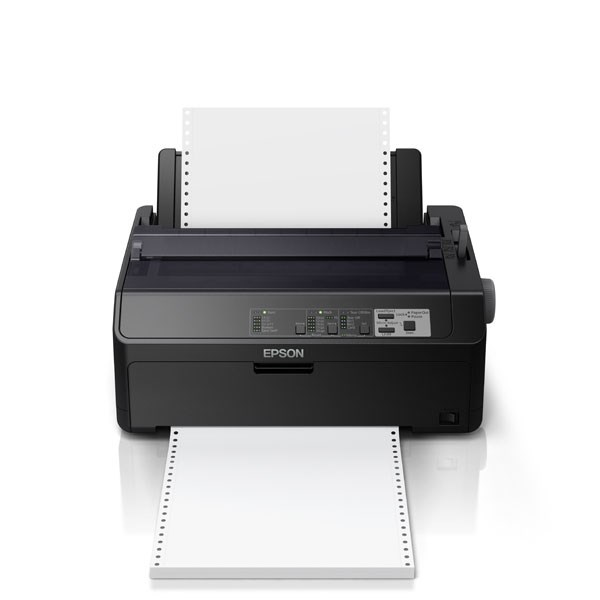 EPSON tiskárna jehličková FX-890II, A4, 2x9 jehel, 612 zn/s, 1+6 kopii, USB 2.0, LPT