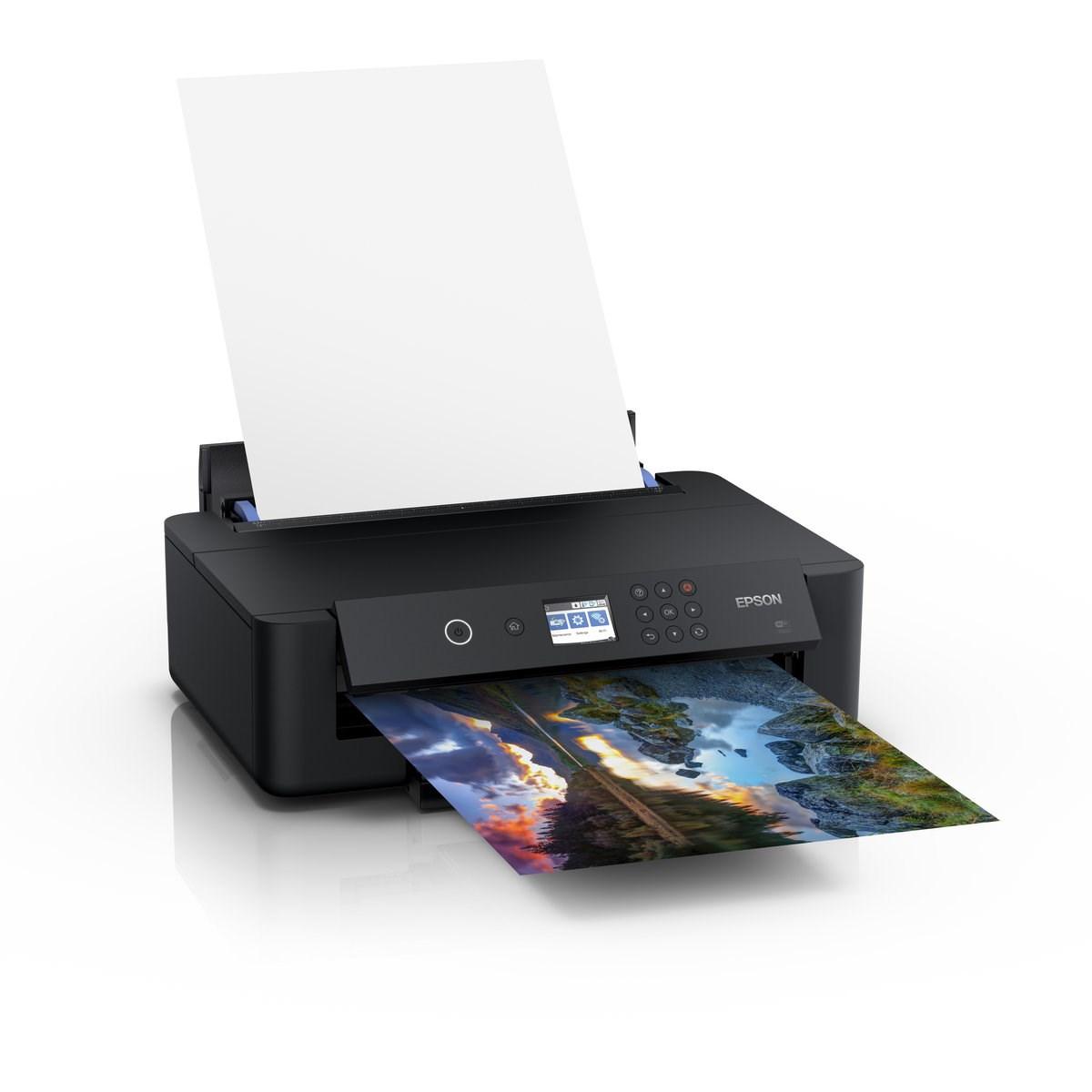 EPSON Tiskárna ink Expression Photo HD XP-15000, A3+ , 29ppm, duplex, WIFI, USB, Ethernet