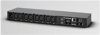 CyberPower Rack PDU, Switched & Metered, 1U, 16A, (8)C13, IEC C20