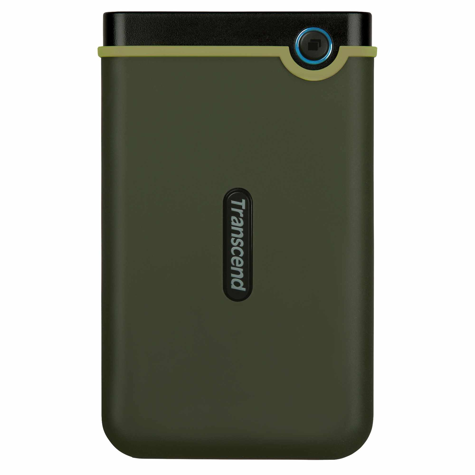 "TRANSCEND externí HDD 2,5"" USB 3.0 StoreJet 25M3G, Slim, 2TB, Black (SATA, Rubber Case, Anti-Shock)"