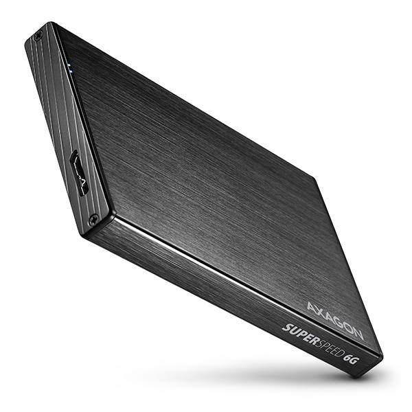 """AXAGON EE25-XA6, USB3.0 - SATA 6G, 2.5"""" externý ALINE box"""