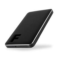 "AXAGON EE25-F6B USB3.0 - SATA 6G 2.5"" FULLMETAL externí box BLACK"
