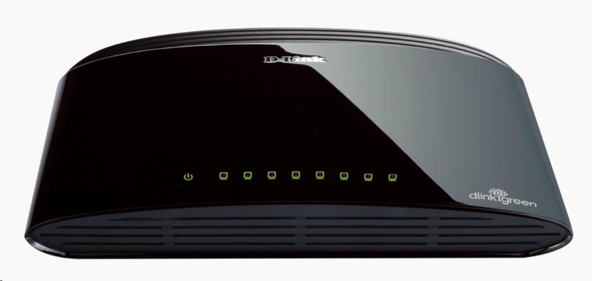 D-Link DES-1008D 8-port 10/100 Desktop Switch