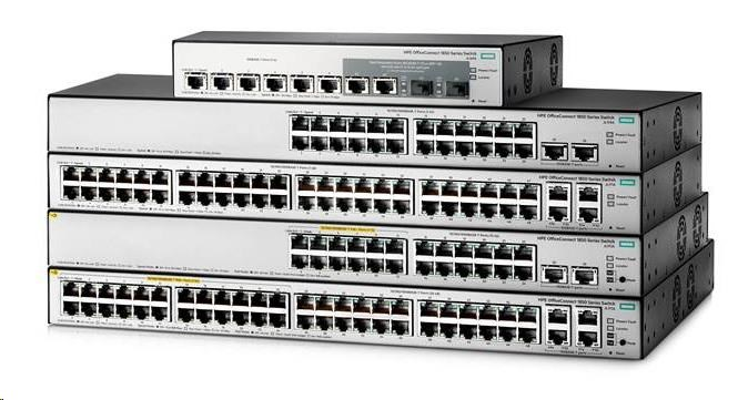 HPE OfficeConnect 1850 48G 4XGT Switch RENEW JL171A