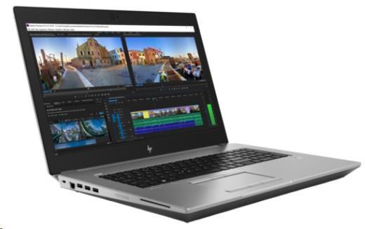 ZBook 17 G5 E-2186M 17,3 FHD, 2x16GB, 512GB m.2 NVMe TLC, WiFi ac BT, FPR, P4200/8GB, Win10Pro WKS+
