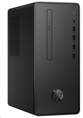 HP Pro A G2 Ryzen 3 Pro 2200G, 1x8 GB, SSD 256 GB, Radeon RX Vega 8, DVDRW, usb kláv. a myš, 180W, HDMI+VGA, Win10Pro